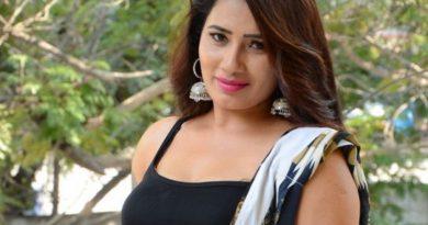 Sanjana Naidu Stills
