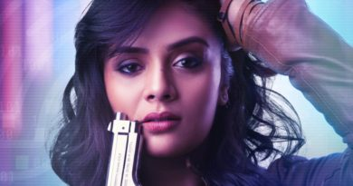 First Look of 'It's Time to Party' unveiled on Sreemukhi's birthday