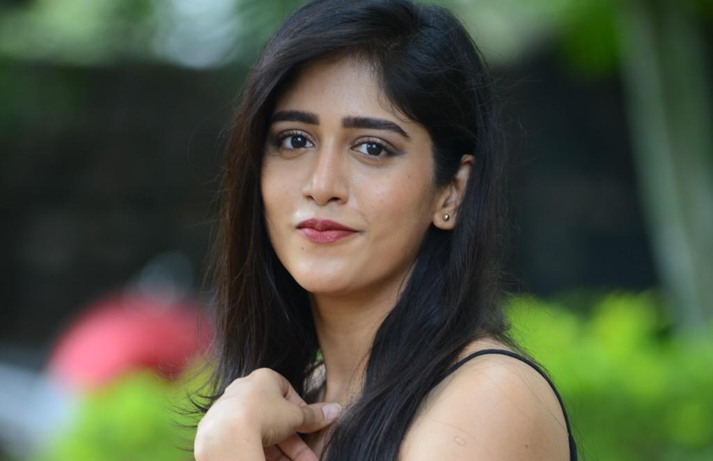 Chandini Chowdary glamer stills