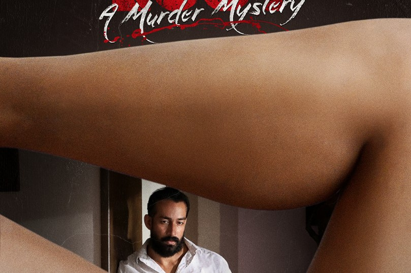 Naked' fame Sri Rapaka's New Web Movie Titled 'The Lust, A Murder Mistery'