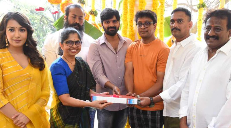 Sree Vishnu, Chaitanya Dantuluri, Vaaraahi Chalana Chitram's Bhala Thandanana Launched Today