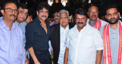 King Nagarjuna, Praveen Sattaru's Big Action Entertainer Launched With Pooja Ceremony