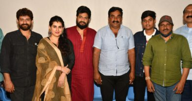annapurnamma gari manavadu success meet