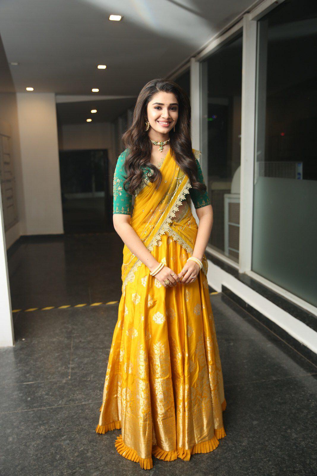 Krithi Shetty new stills